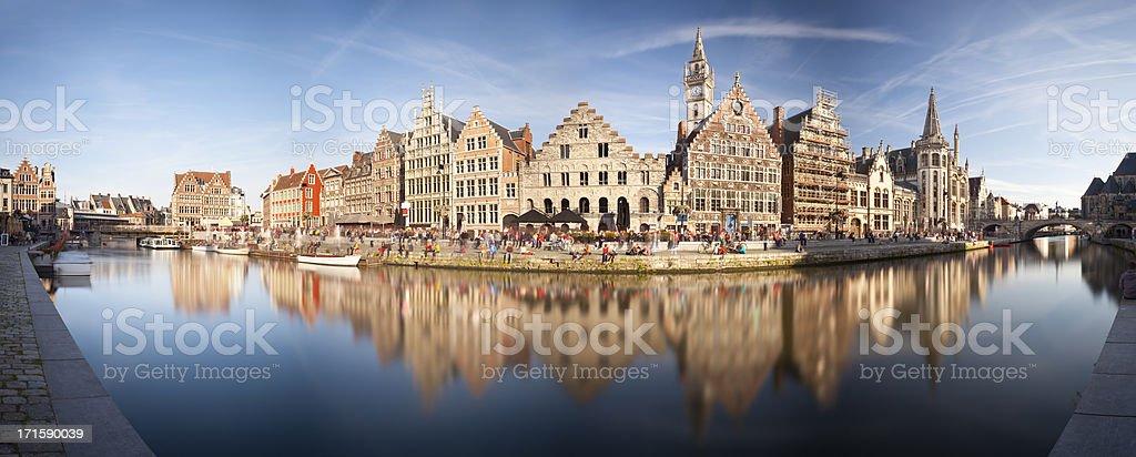Gent Panorama – Foto