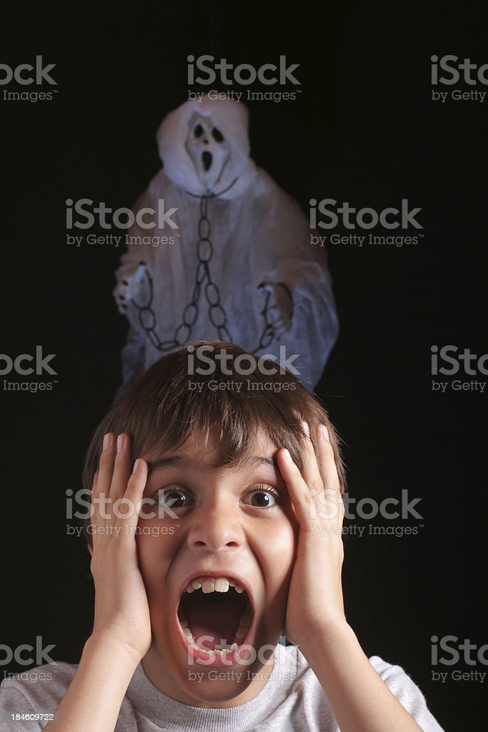 Ghost royalty-free stock photo