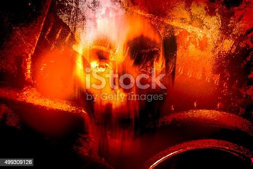 istock Ghost 499309126