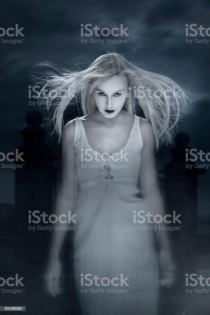 Ghost stock photo