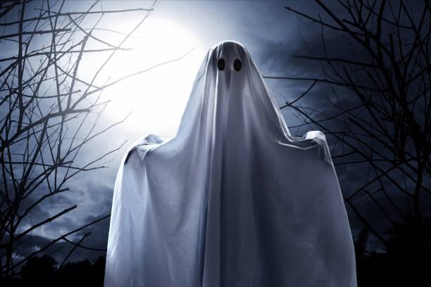 ghost  - geist kostüm stock-fotos und bilder