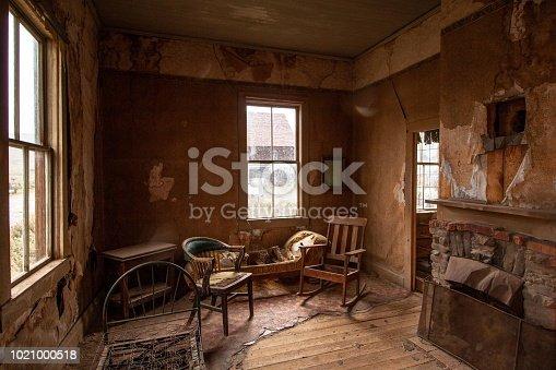 Rundgang durch Bodie, eine Geisterstadt, die zu Goldgräber-Zeiten viele Kriminelle anlockte und um 1930 endgültig verlassen wurde.