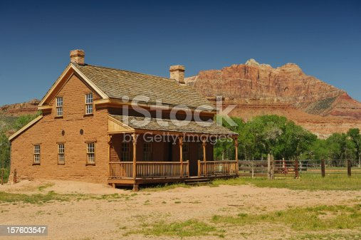 Ghost Town in Southern Utah