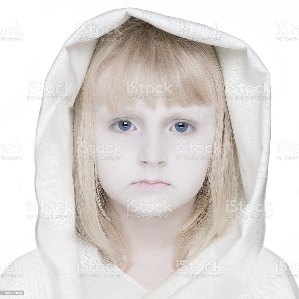 Ghostly Palor royalty-free stock photo