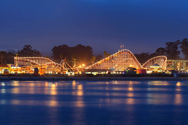 Giant Dipper Giant Dipper boardwalk stock pictures, royalty-free photos & images