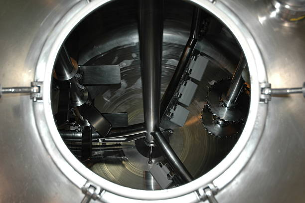 giant mischpult - rudermaschine stock-fotos und bilder
