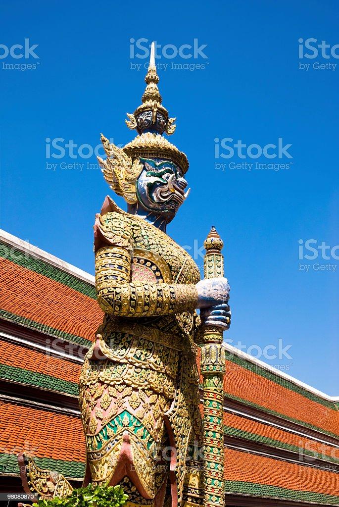 Gigante Rama foto stock royalty-free