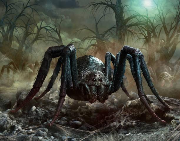 Giant spider scene 3d illustration picture id1071356628?b=1&k=6&m=1071356628&s=612x612&w=0&h=e892nzn0fwp7lims oe3m7q7mzfshzhhzhfuiwjagku=