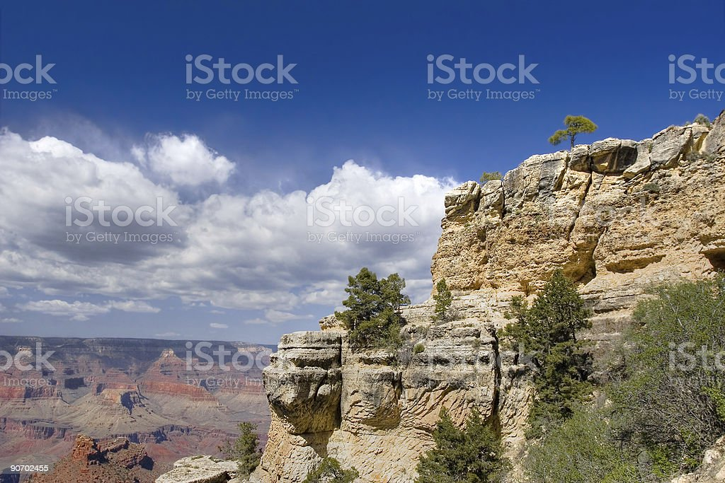 Giant Steps royalty-free stock photo