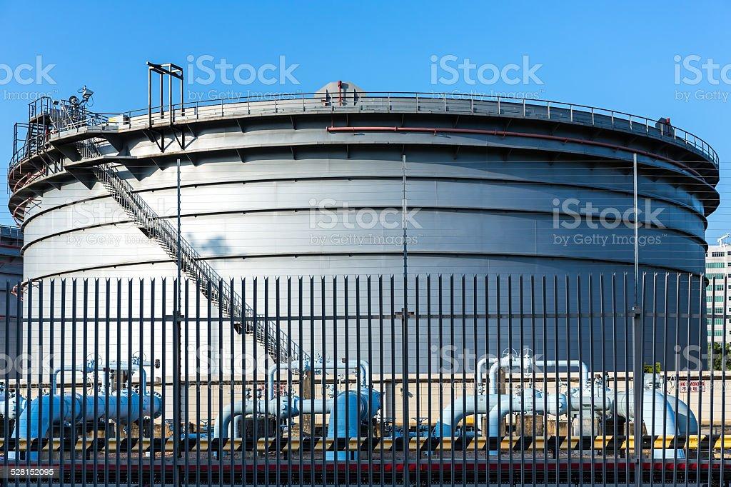 Öl-tanks für Aufbewahrung – Foto