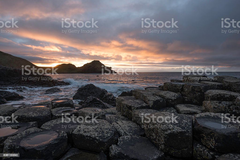 Giant's Causeway, County Antrim, Northern Ireland - Photo