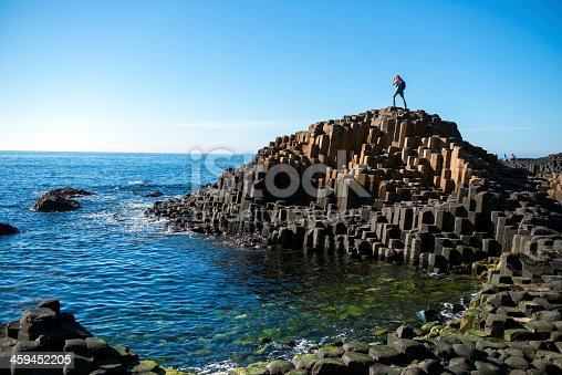 istock Giant's Causeway in Northern Ireland 459452205