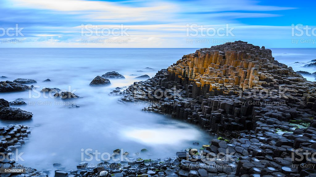 Giant's Causeway, Irlande du Nord - Photo