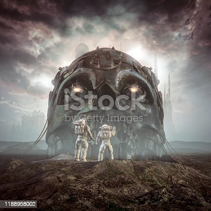 istock Giants of yesterday 1188958002