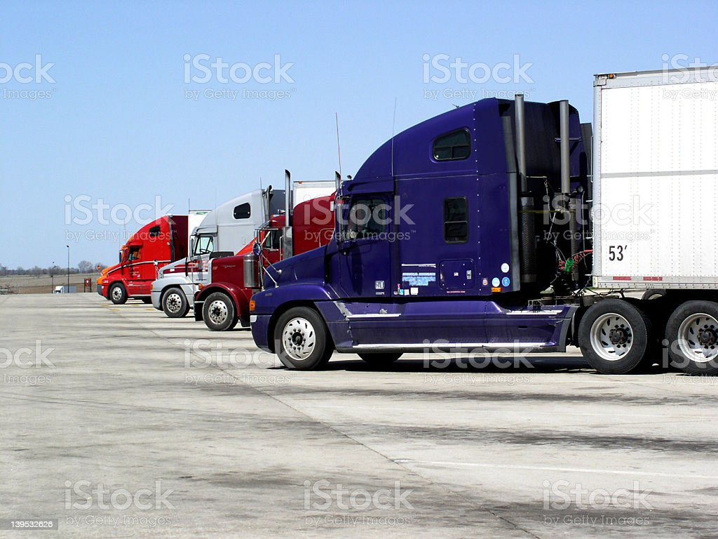 Giants Resting royalty-free stock photo