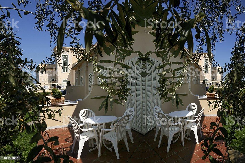 giardino royalty-free stock photo