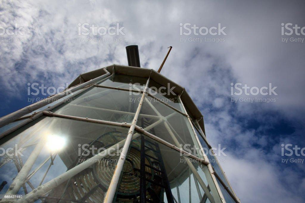 Gibbs Hill Lighthouse-Bermuda foto de stock royalty-free