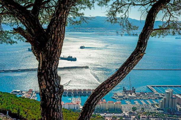 gibraltar - havadi-nagy stock-fotos und bilder