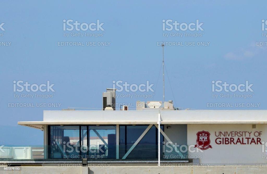Gibraltar: Universität von Gibraltar – Foto