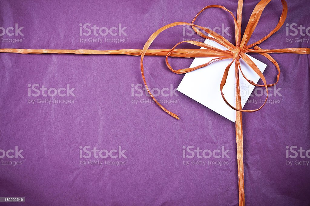 Gift background royalty-free stock photo