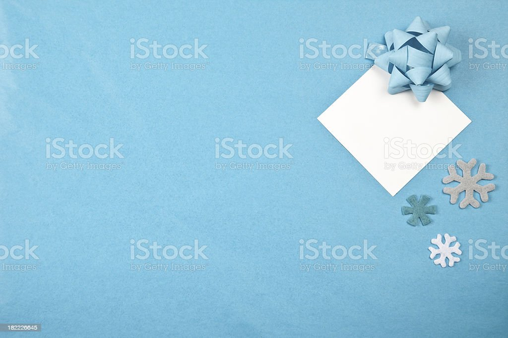 Gift background royalty-free stock photo
