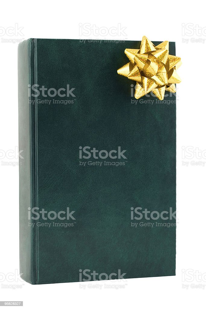 gift book royalty-free stock photo