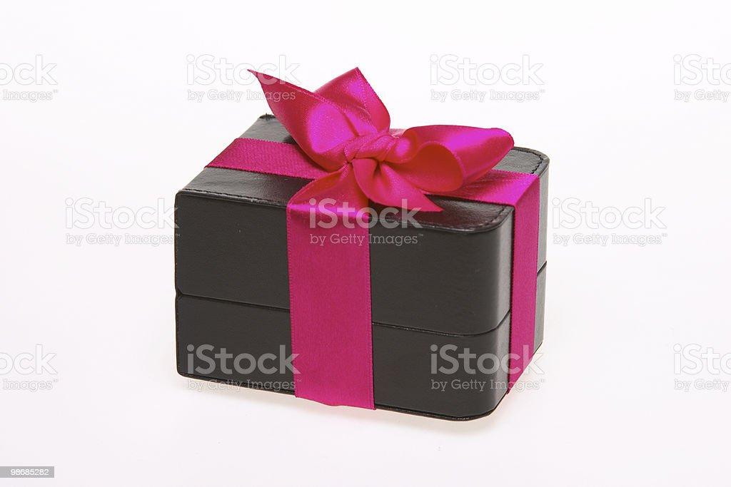 gift box 1 royalty-free stock photo