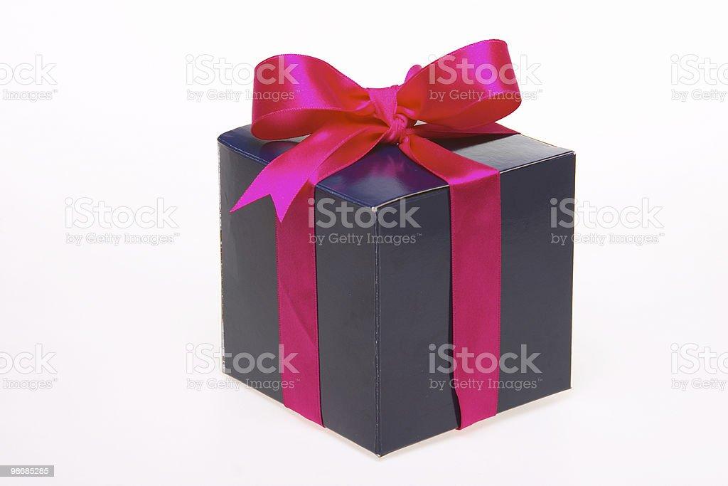 gift box 2 royalty-free stock photo