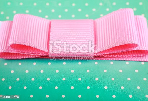 1073585628 istock photo gift, box, birthday, holiday, pink, bow, ribbon, christmas, anniversary, celebration, 968312770