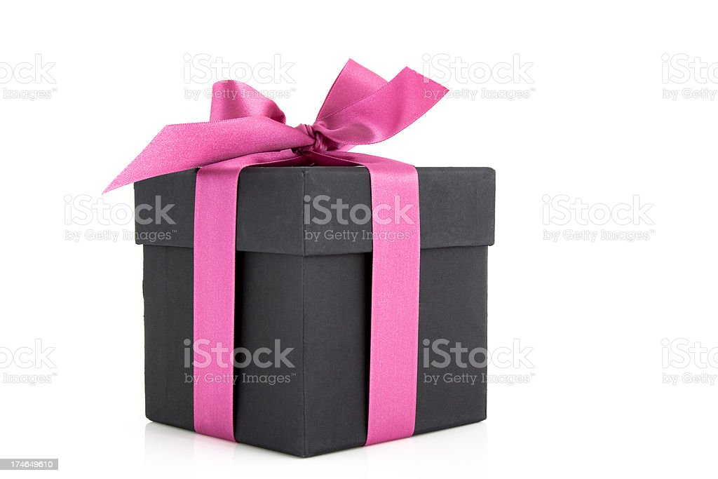 gift box royalty-free stock photo