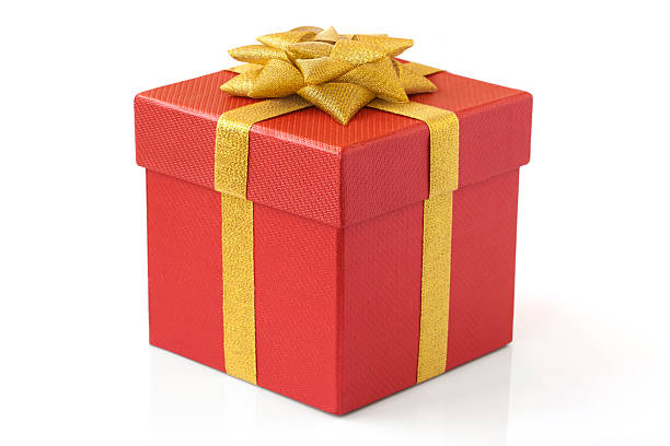 gift box gift box isolated on white background gift box stock pictures, royalty-free photos & images