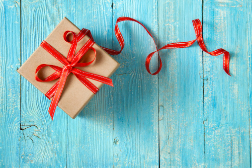 Gift Box Stock Photo - Download Image Now