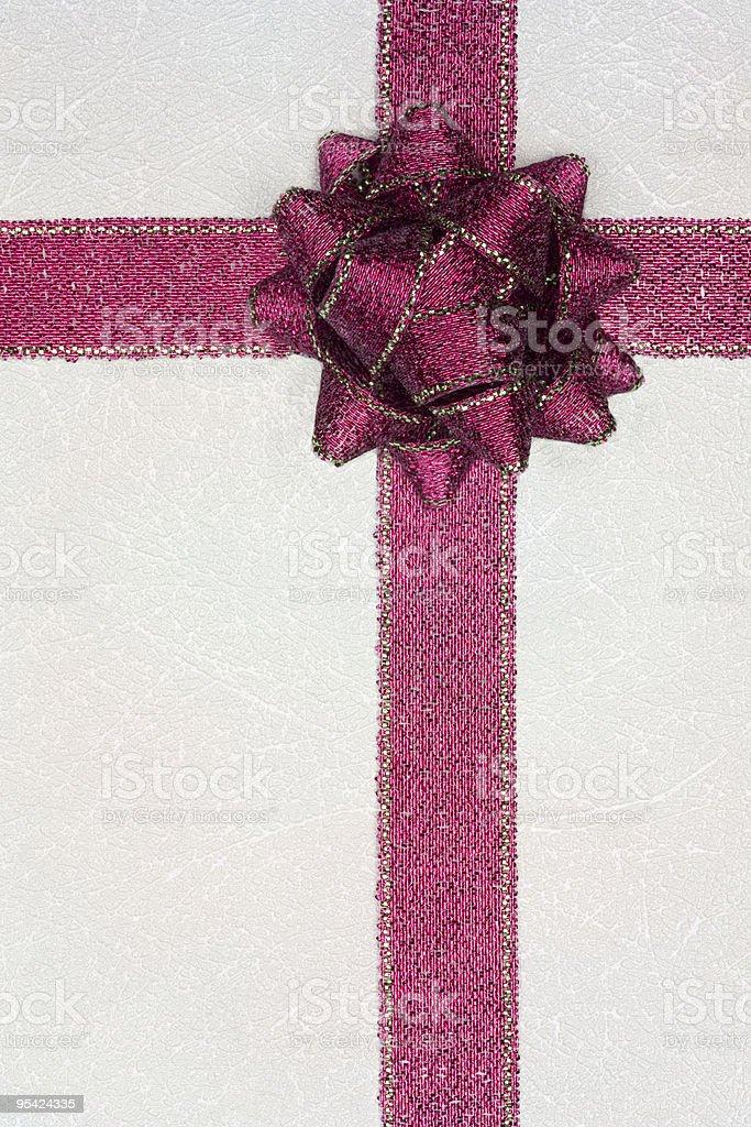 Gift box Lizenzfreies stock-foto