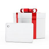 istock gift box red ribbon 154008458