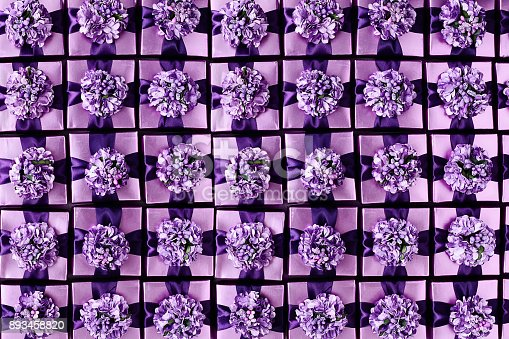 istock Gift Boxes Background 893458820