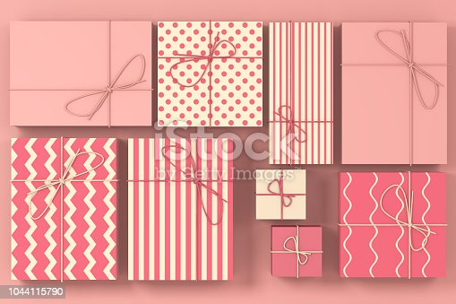 Gift Box, Christmas, Present, Shopping, Package, Ribbon, Bow