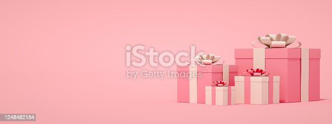 1073585628 istock photo 3D Gift Boxes 1248482154