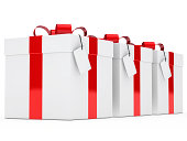 istock gift boxes red ribbon 177550792