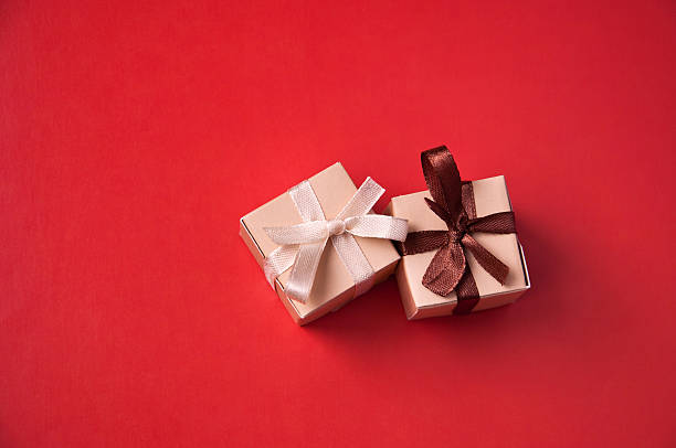 Best Two Brown Box Stock Photos, Pictures & Royalty-Free