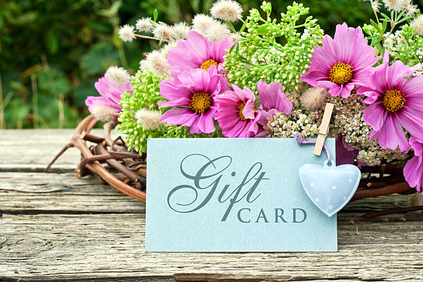 gift card​​​ foto