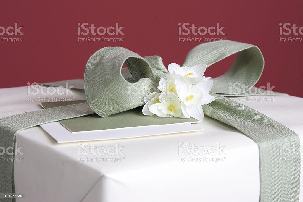 gift  close-up royalty-free stock photo