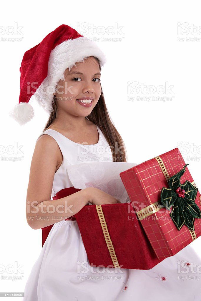 Gift for Me stock photo