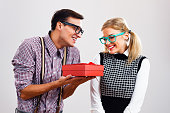 istock Gift for my nerdy lady! 529420803