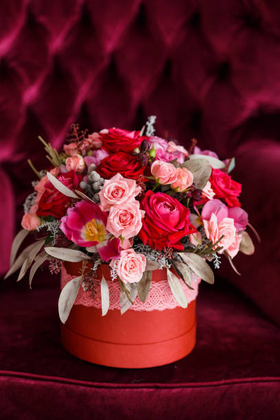 Gift for valentines day in the form of a flower bucket picture id908695840?b=1&k=6&m=908695840&s=612x612&w=0&h=g5xhul64nj ft2maplxjodvisu99hf8sidangvo  oq=