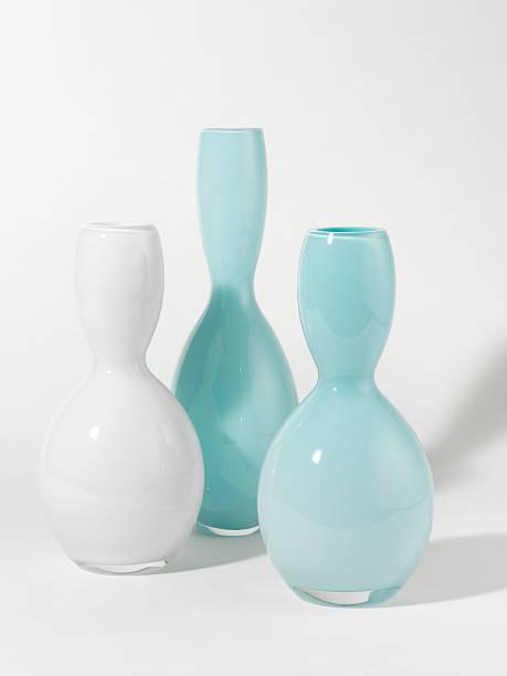 geschenkideen - vase glas stock-fotos und bilder