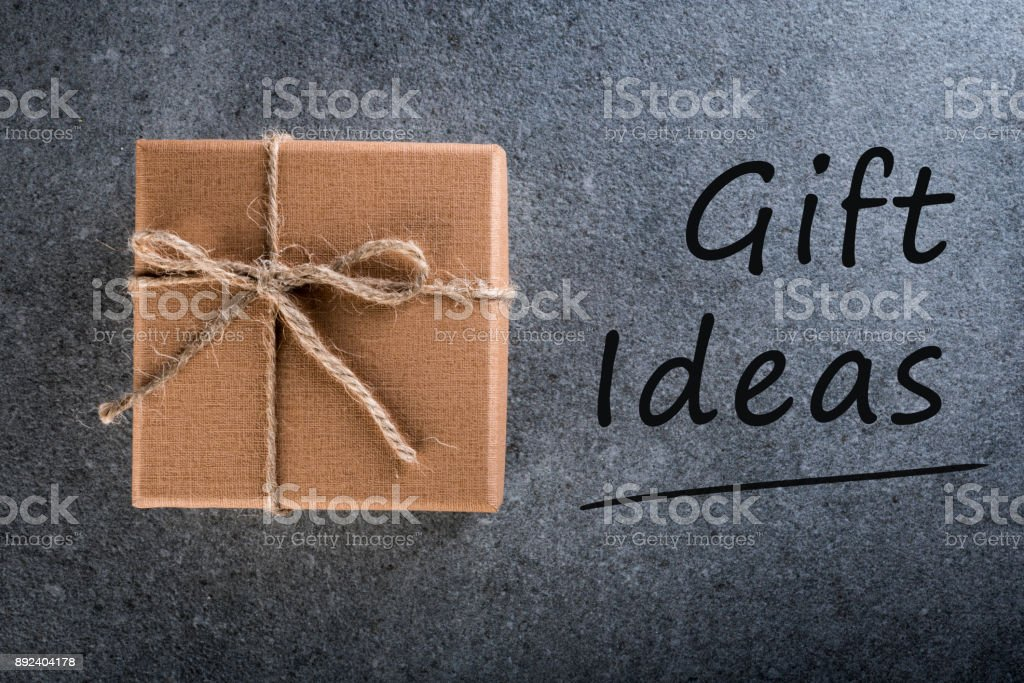 Gift Ideas Thinking About New Year Christmas Birthday And Valentine