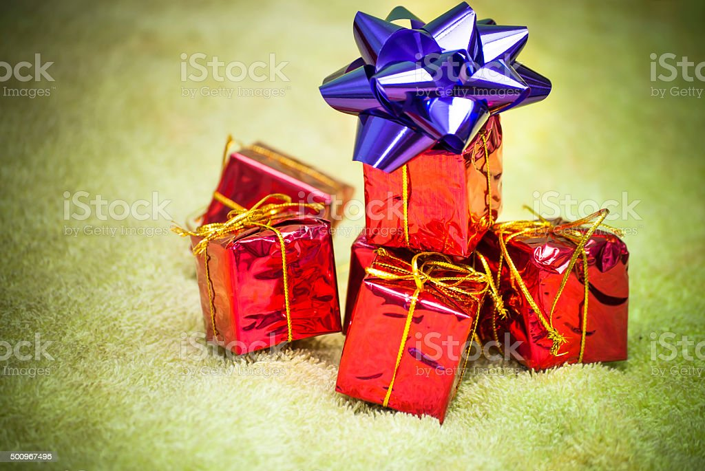 Gift Packages For A Party Such As Christmas Or Birthday