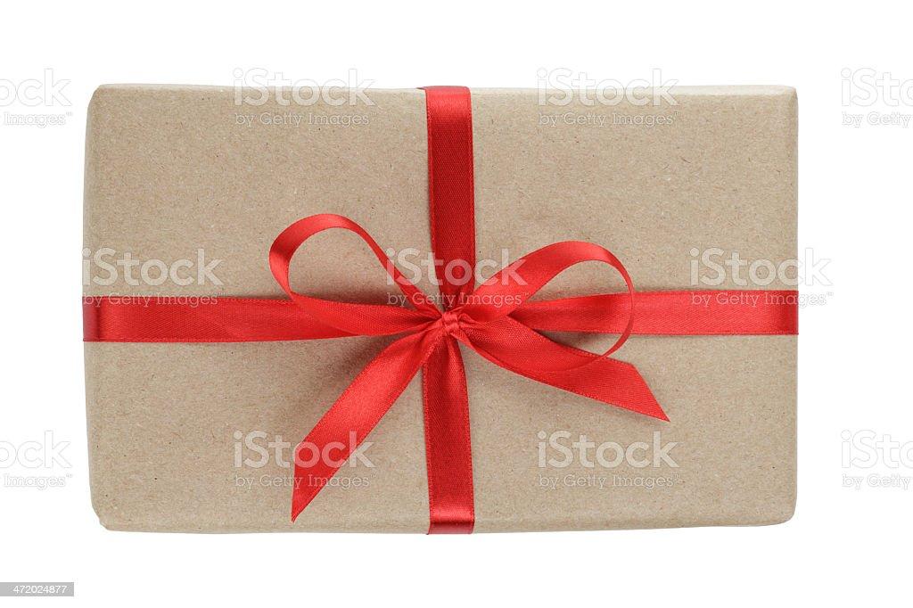 Geschenk Paket Geschenkbox Mit Schleife Stock Fotografie Und Mehr