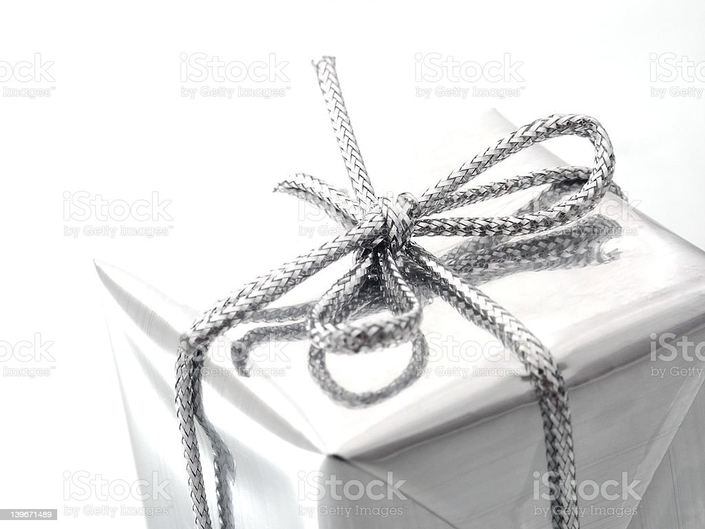 Gift royalty-free stock photo