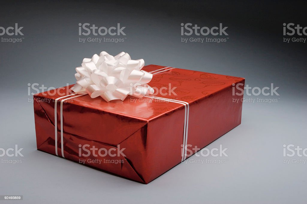 Gift #4 royalty-free stock photo